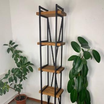 Jungle dekorativ rəf