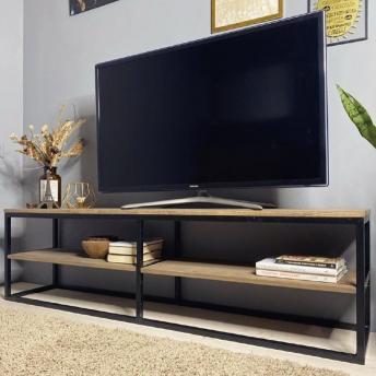 Lette tv stend