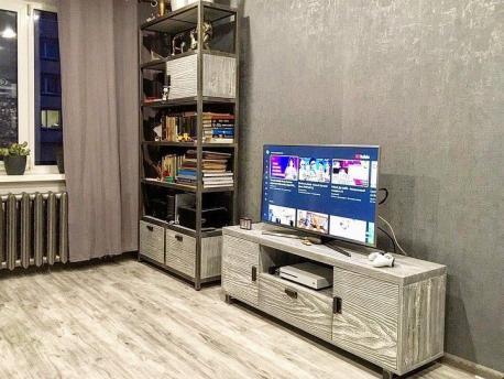 Antre tv stend və dekorativ rəf